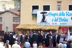 Sagra della Raschera 2007