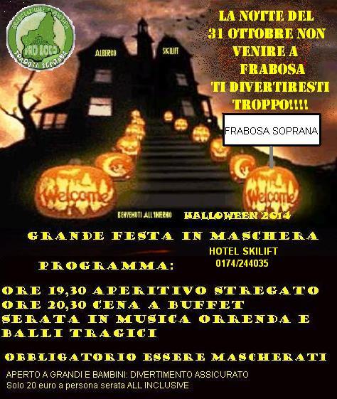 manifesto halloween 2014