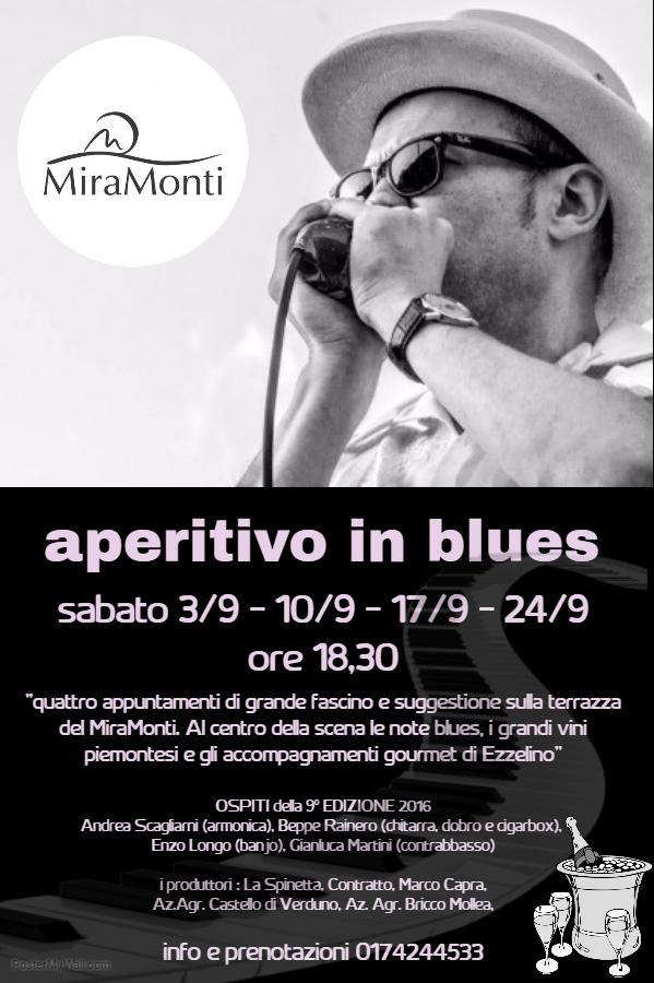 aperitivo blues MiraMonti 2016